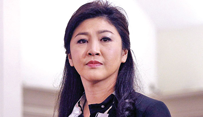 Court clears ex-Thai PM Yingluck from B35bn damage charge