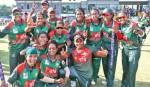 Women's team set to receive Test status