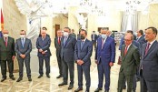 A meeting of foreign ministers of the Commonwealth of Independent States
