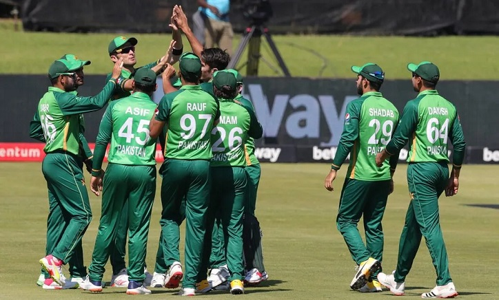 Pakistan bowl again in second ODI against South Africa