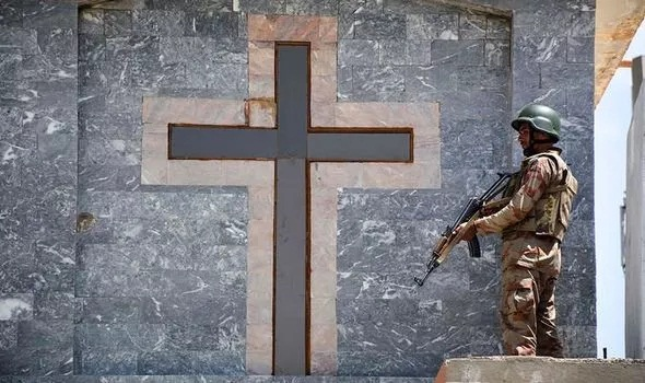 Christianity crackdown: Pakistani Christians boost security amidst Easter terror fears
