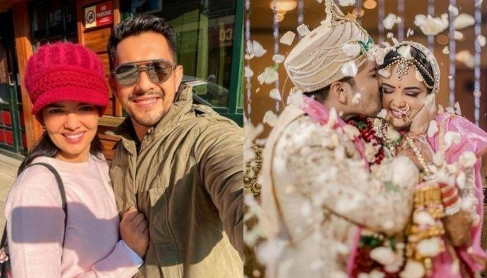 Indian singer Aditya Narayan and wife Shweta Agarwal test positive for COVID-19
