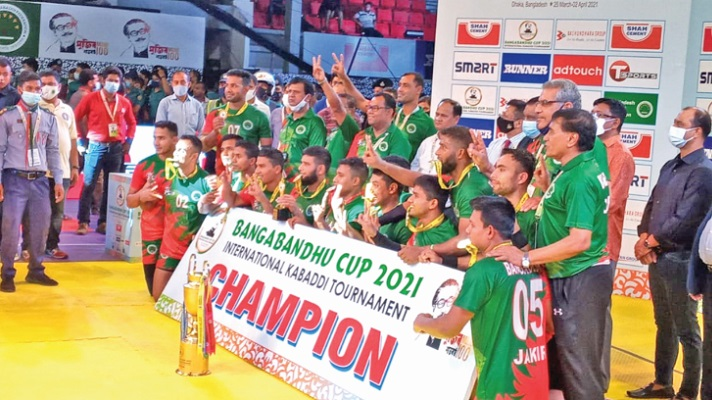 Kabaddi Fed plans for corporate league after in'tl success