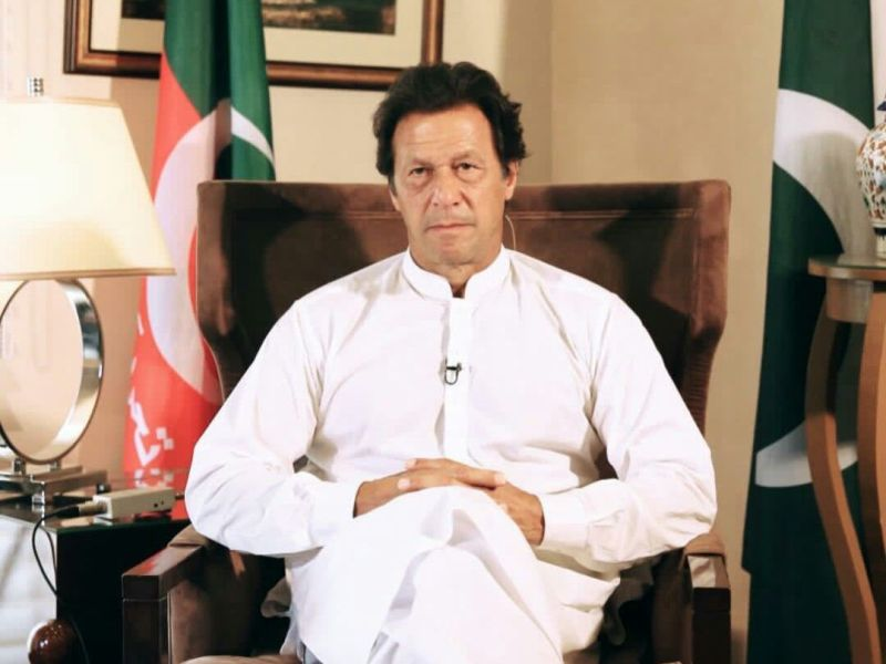 'Puzzled at cacophony' over Pakistan's exclusion from climate summit: PM Imran Khan
