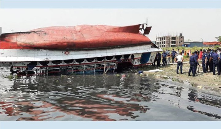 Sitalakkhya launch capsize: Death toll climbs to 29 with recovery of 24 more bodies