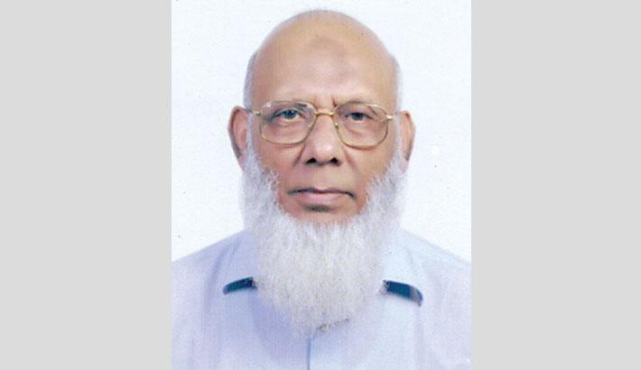 Prof Mozammel new SUB VC