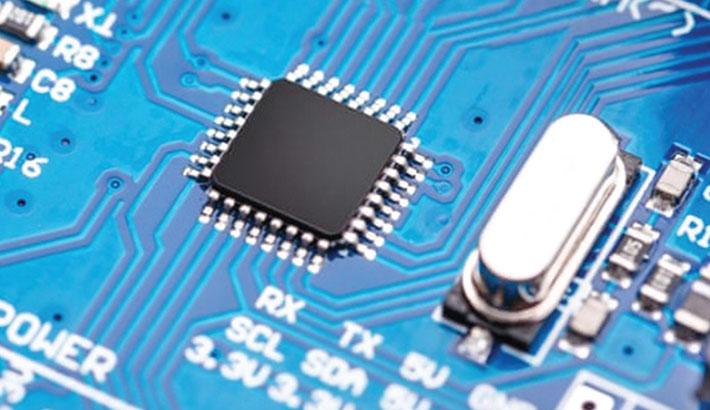 Chip shortage may hit tech makers
