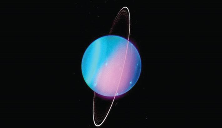 X-rays detected from Uranus
