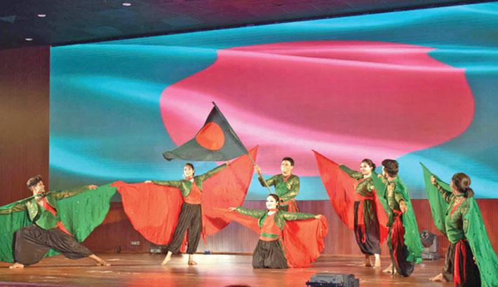 Bangladesh Mission, ICCR arrange dance performance in Delhi