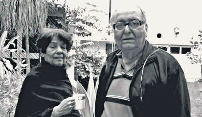 Soumitra's wife Deepa Chatterjee passes away