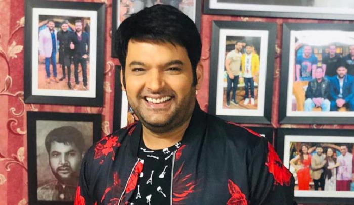 Kapil Sharma reveals baby son's name in Twitter