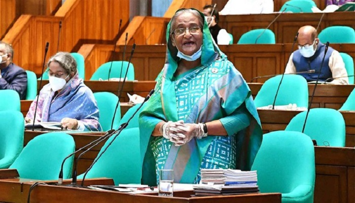 PM greets speaker, opposition leaders marking Bangla New Year