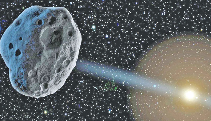 Earth safe from asteroid for 100 years: NASA