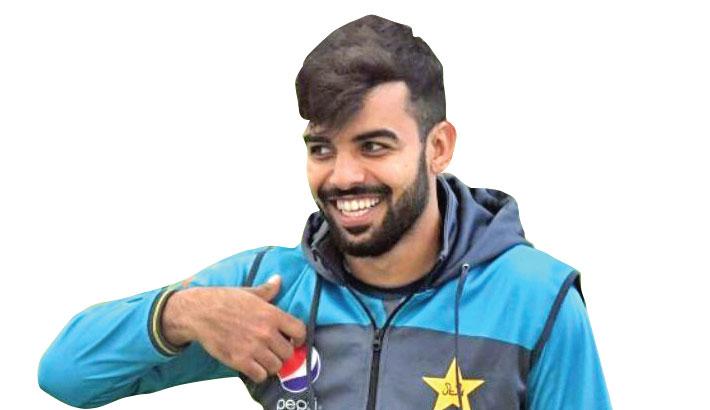 Injured Shadab to miss remainder of SA tour