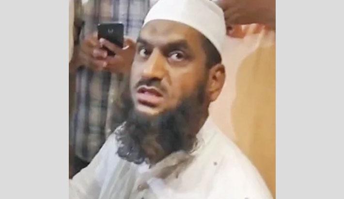 'Hefazat leader Mamunul a masked beast'