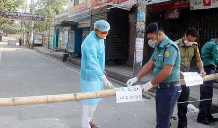 "Experts find lockdown in Bangladesh ""unscientific, halfhearted"""