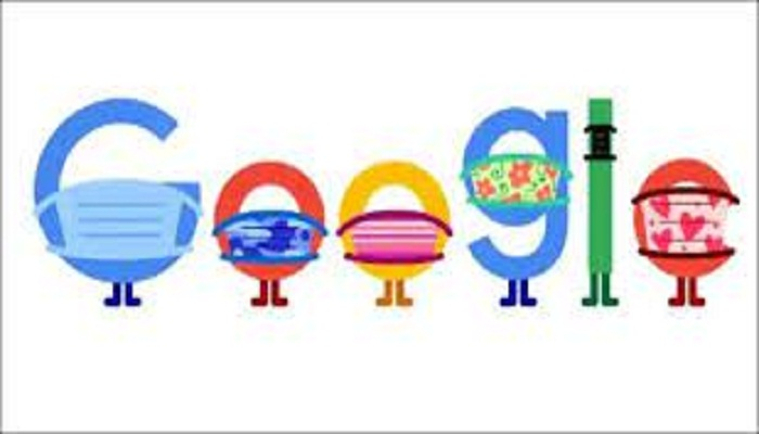 Covid-19: Google letters social distance, wear face masks in new quirky doodle