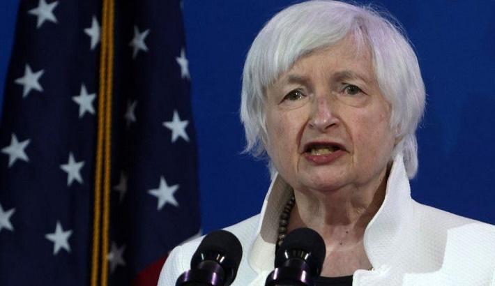 Janet Yellen pledges greater US international co-operation