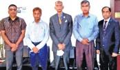 Executive Committee meeting of Bangabandhu Lalitkola Academy held
