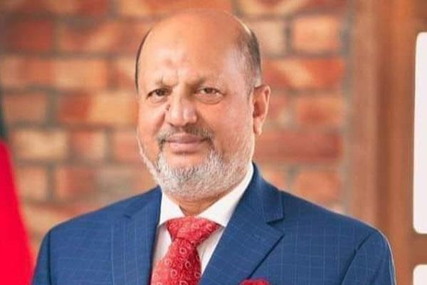 Abdul Matin Khasru shifted to ICU again