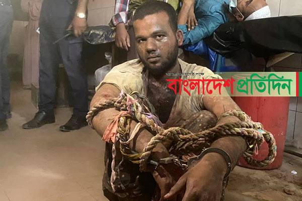 Mentally challenged youth stabs 2 farmers to death in Narsingdi