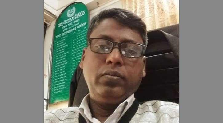 Agrani Bank AGM killed in Magura road crash