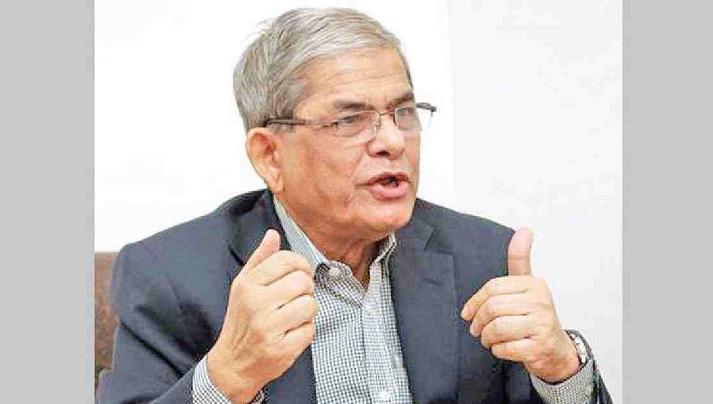 Fakhrul regrets BNP's failure to revitalise organisations