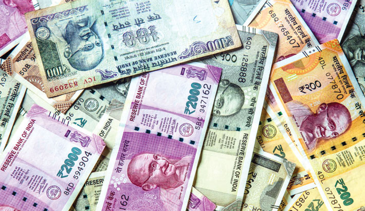 Indian rupee surges 10 paise to $73.20