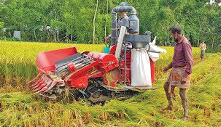 Govt launches distribution of farm machinery
