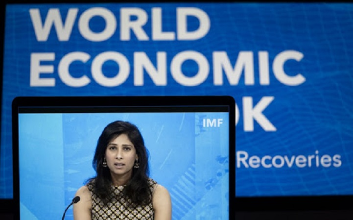 IMF upgrades global growth forecast to 6 pct in 2021