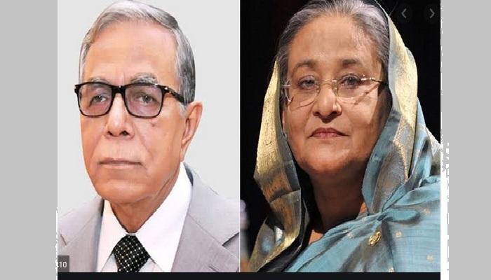 President, PM condole death of Indra Mohan Rajbongshi