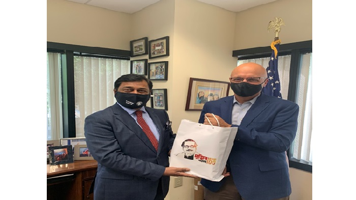 Congressman Ted Deutch to work for stronger Bangladesh-US ties