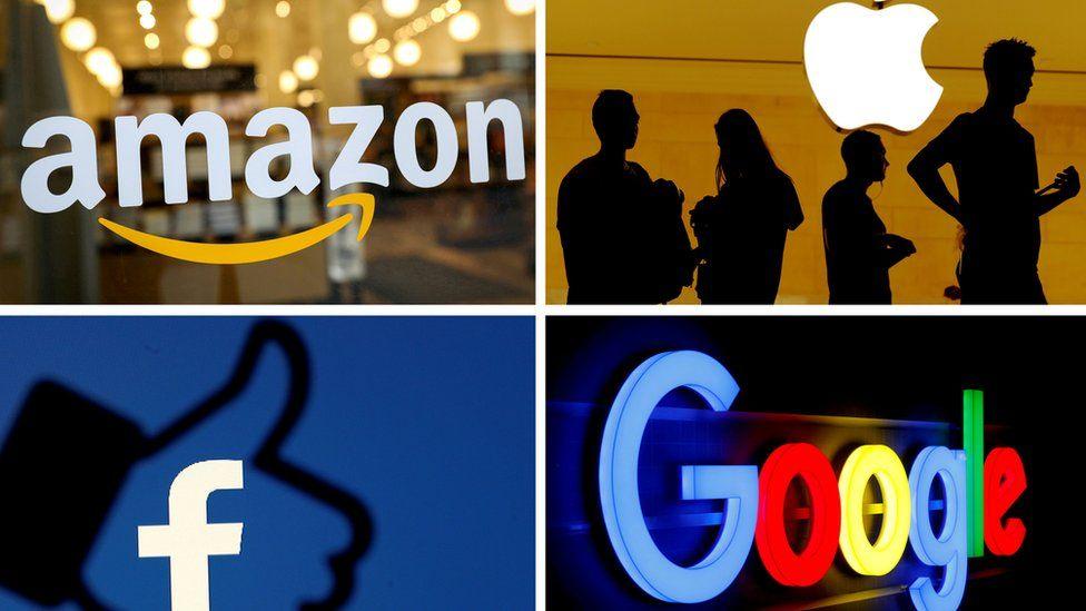 Google, Facebook and Amazon face new UK regulator