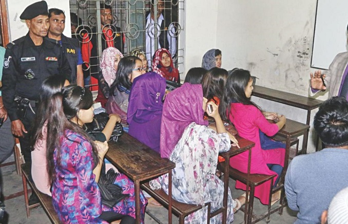 Coaching center fined for defying ban in Lalmonirhat