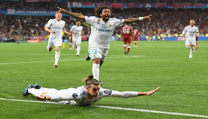 Real Madrid beat Liverpool 3-1 in 1st leg of Champions League quarterfinals