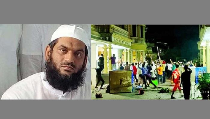 Hefazat leader Mamunul Haque, 82 others sued for attacking Sonargaon resort