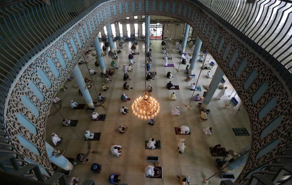 No meeting or rally before and after prayers in mosques: Ministry