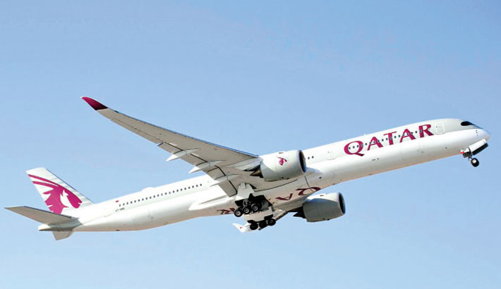 Qatar Airways to operate Covid-19 vaccinated flight