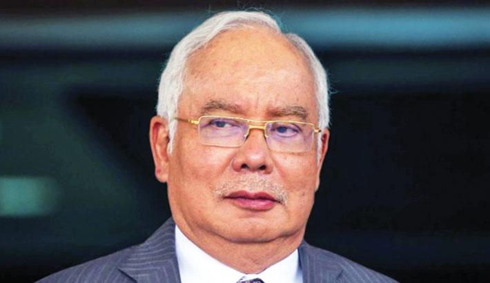 Najib faces bankruptcy over tax bill
