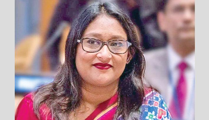 Saima sheds light on Bangladesh's good autism practices