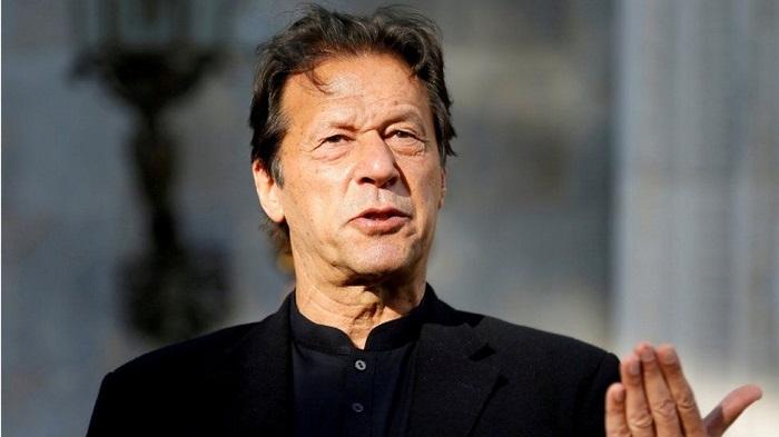Imran Khan criticised for rape 'victim blaming'