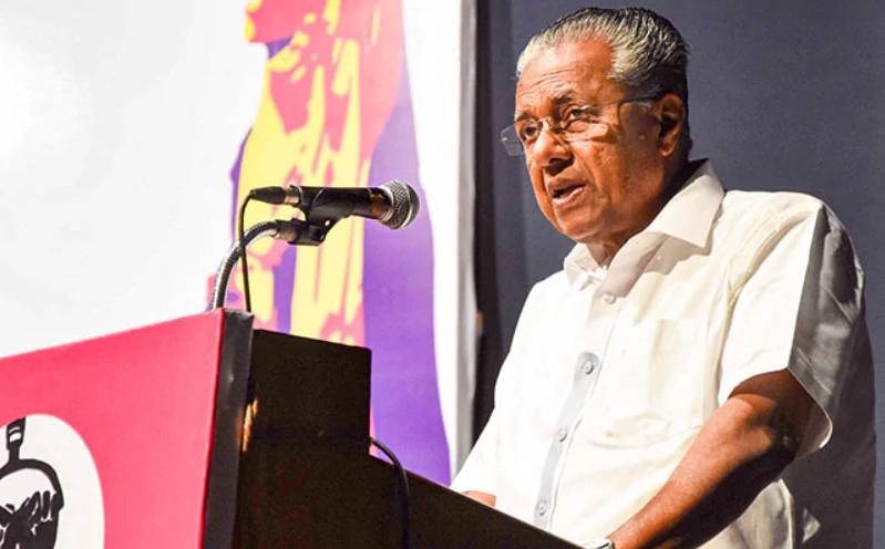 Kerala Chief Minister Pinarayi Vijayan tests positive for COVID-19