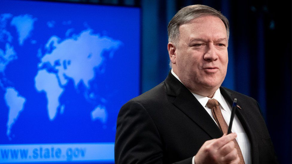 Former Secretary of State Mike Pompeo joins Fox News as contributor