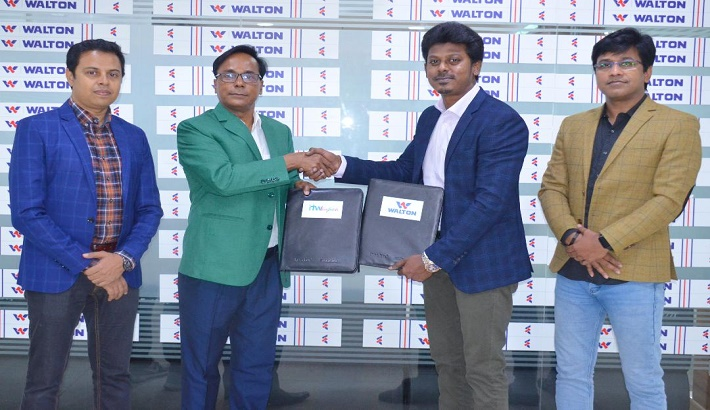 Walton becomes title sponsor of Bangladesh-Sri Lanka series Press
