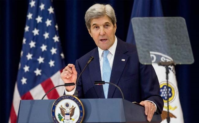 US Special Presidential envoy John Kerry arrives in Dhaka on Friday