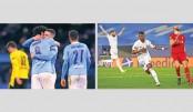 Dortmund dream of downing City despite defeat; Klopp accepts reality