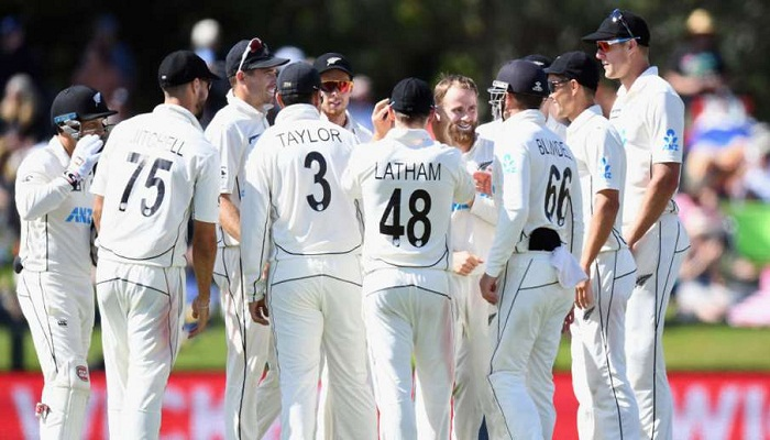 New Zealand name squad for England tour