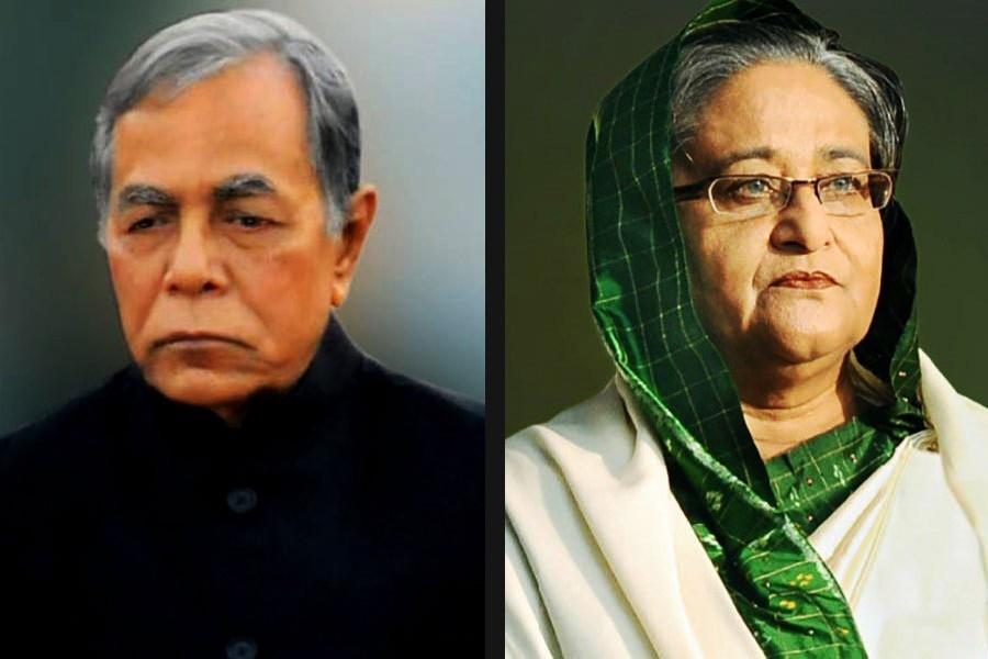President, PM mourn death of ex-Ganaparishad member Abul Hashem