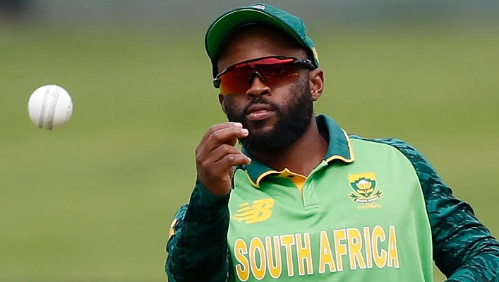 South Africa captain Bavuma out of T20 series against Pakistan