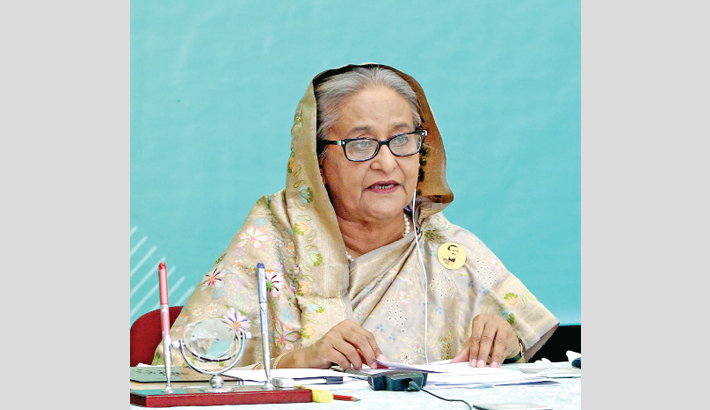 D-8 Summit: Hasina for building a better future together